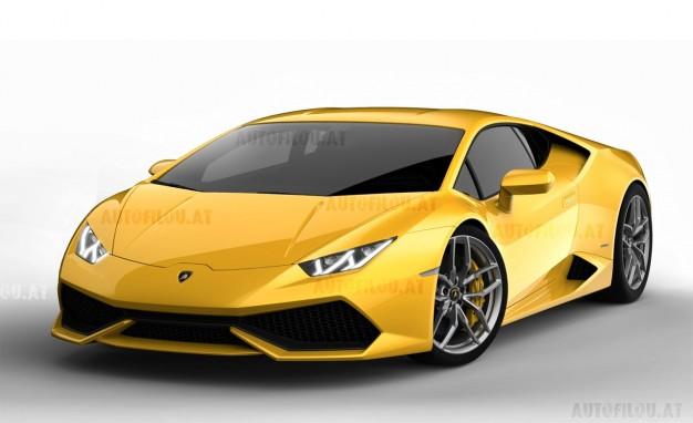 2014 Lamborghini Huracán