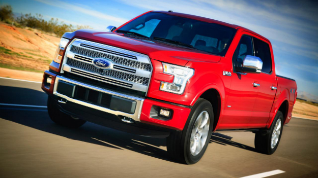 2015 Ford F-150 Revealed