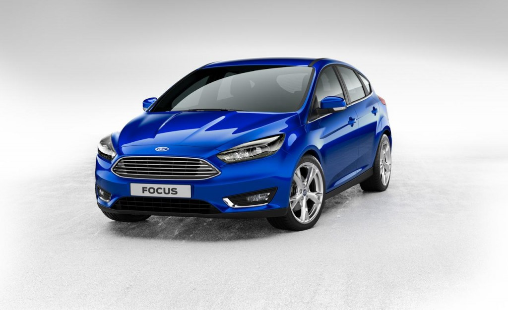 2015 Ford Focus Unveiled