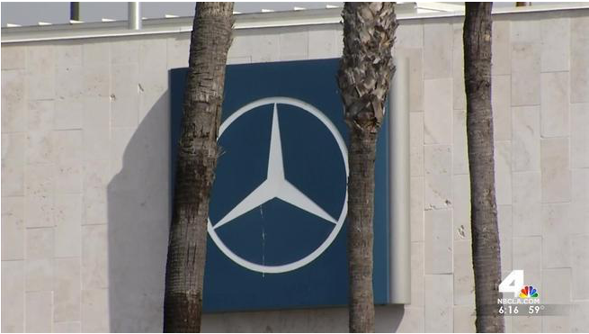Mercedes-Benz Could Move Into Vacant Boeing Space
