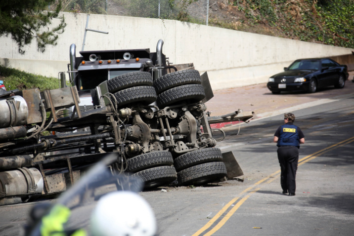 Los Angeles Plan To Reduce Serious Traffic Crashes
