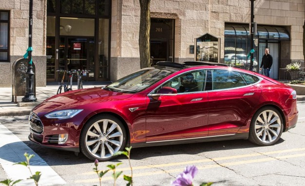 Tesla Retrofits 16,000 Cars To Reduce Fire Risk During A Crash