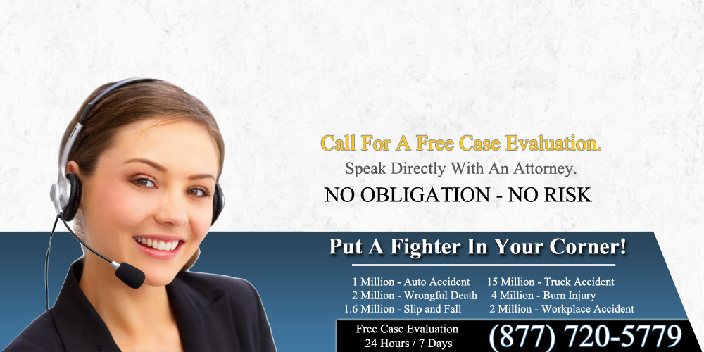 Call Today for a Free Case Evaluation