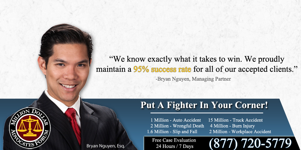 Bryan Nguyen, Car Accident Attorney